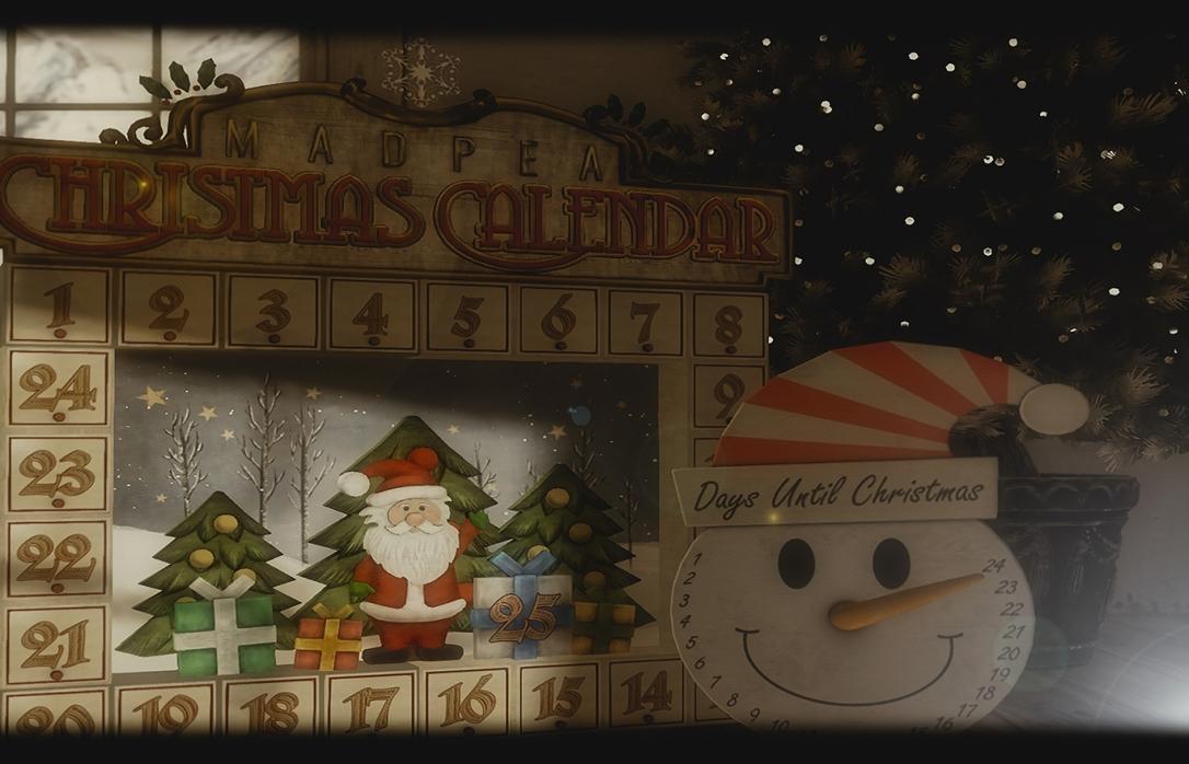 MADPEA - Christmas Calendar