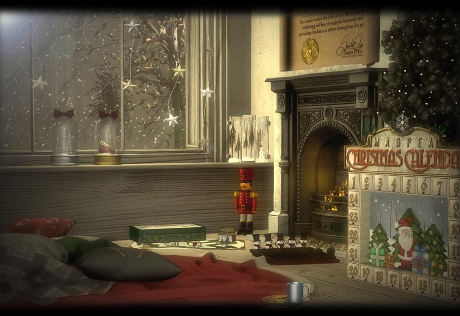 MADPEA - Christmas Calendar Gift