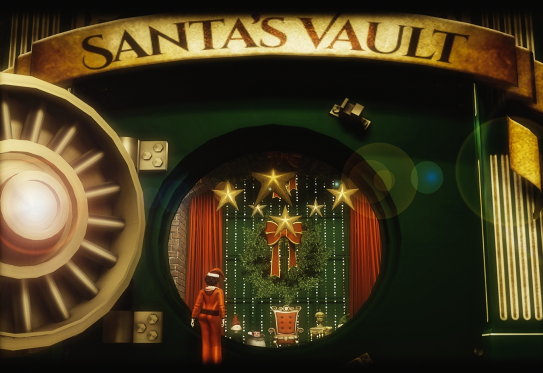 MADPEA - Christmas Hunt Santa Outfit