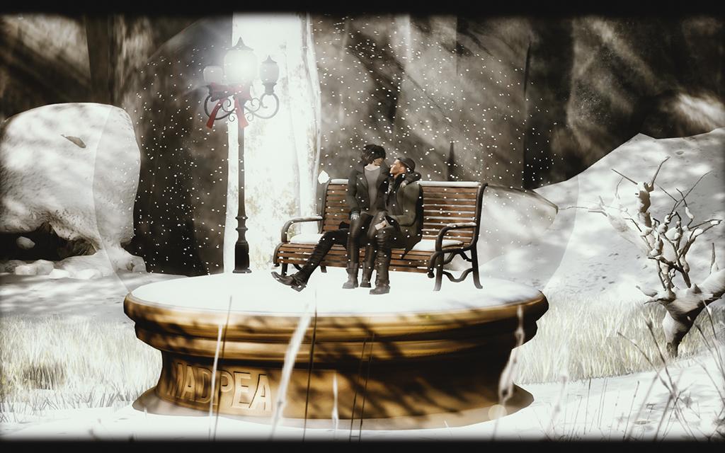 MADPEA - Snowglobe