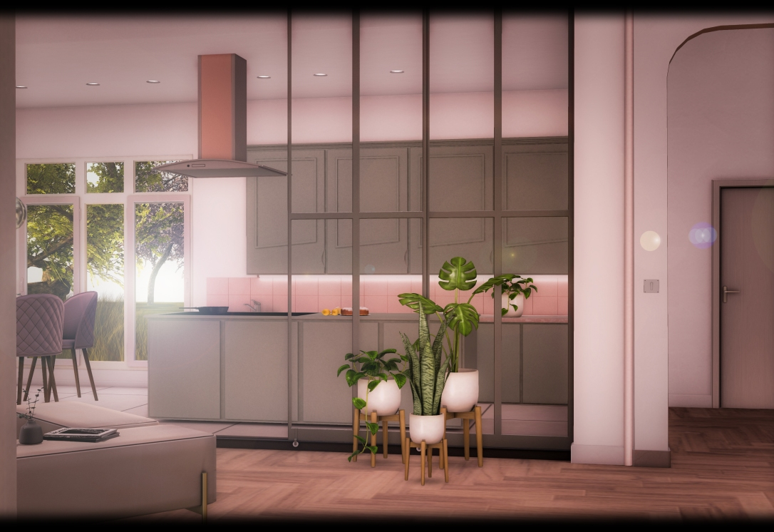 MINIMAL - Cute Apartment 3