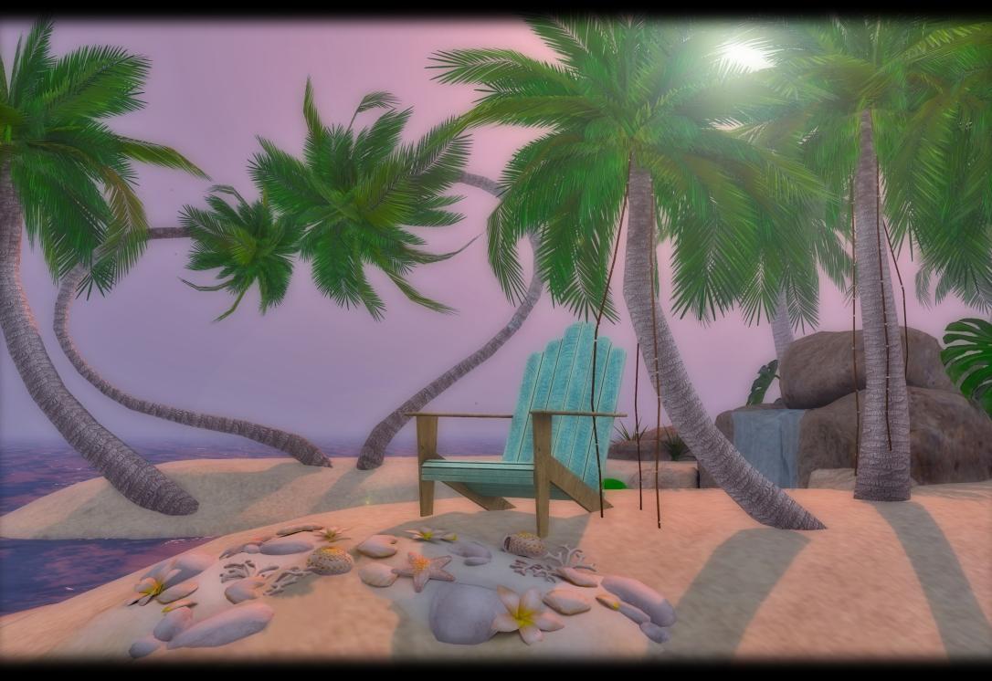 ASTRALIA - Palms Set