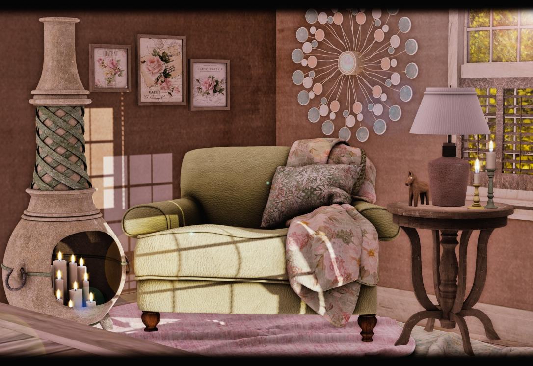 Dreamland Designs - DD Kaylee Spring Chair Set