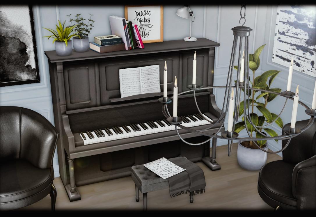 ASTRALIA - Vertical Bento Piano