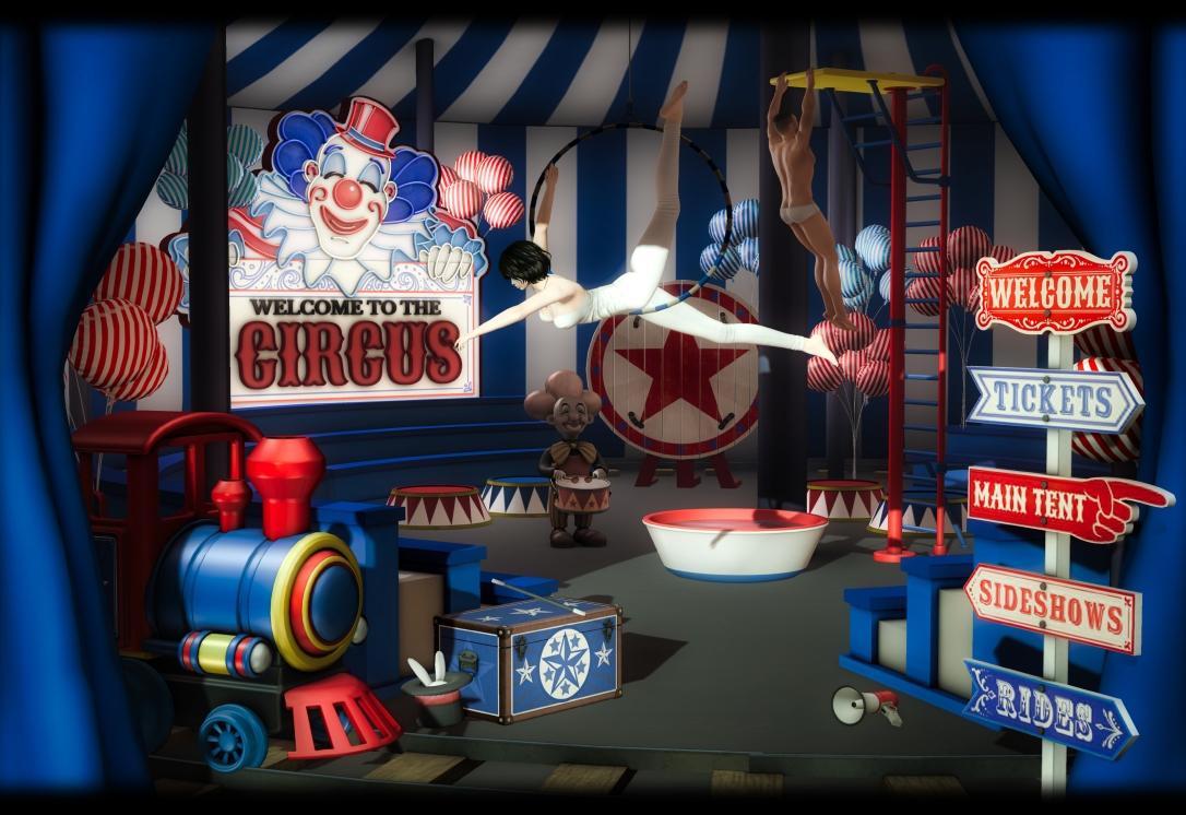 MADPEA - Life's a Circus