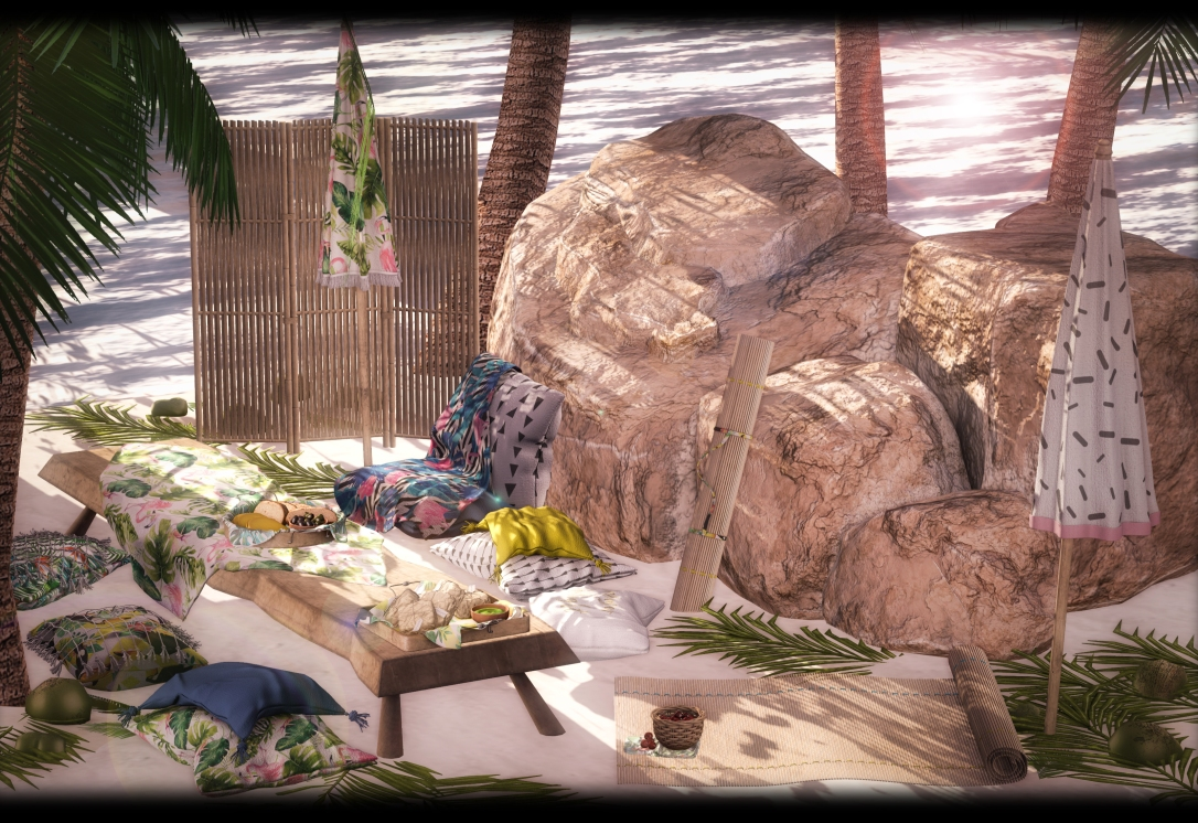 Merak - Beach Delight GACHA