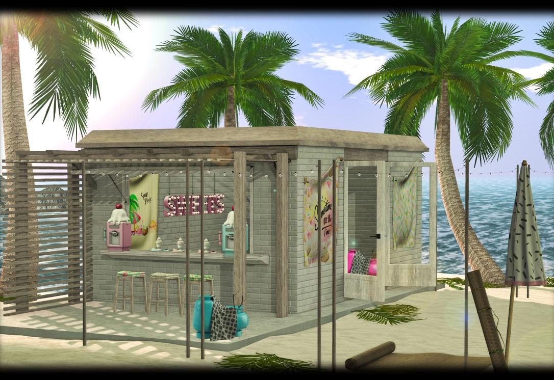 MERAK - Beach Hideout