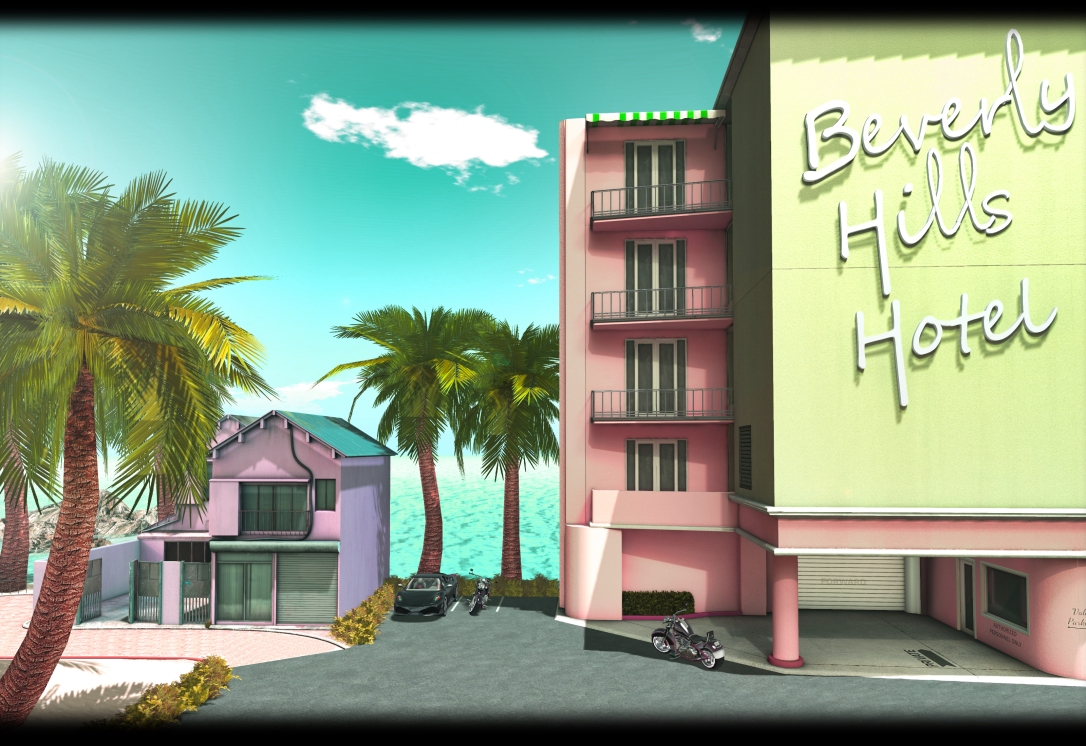 MINIMAL - Beverly Hills Hotel2