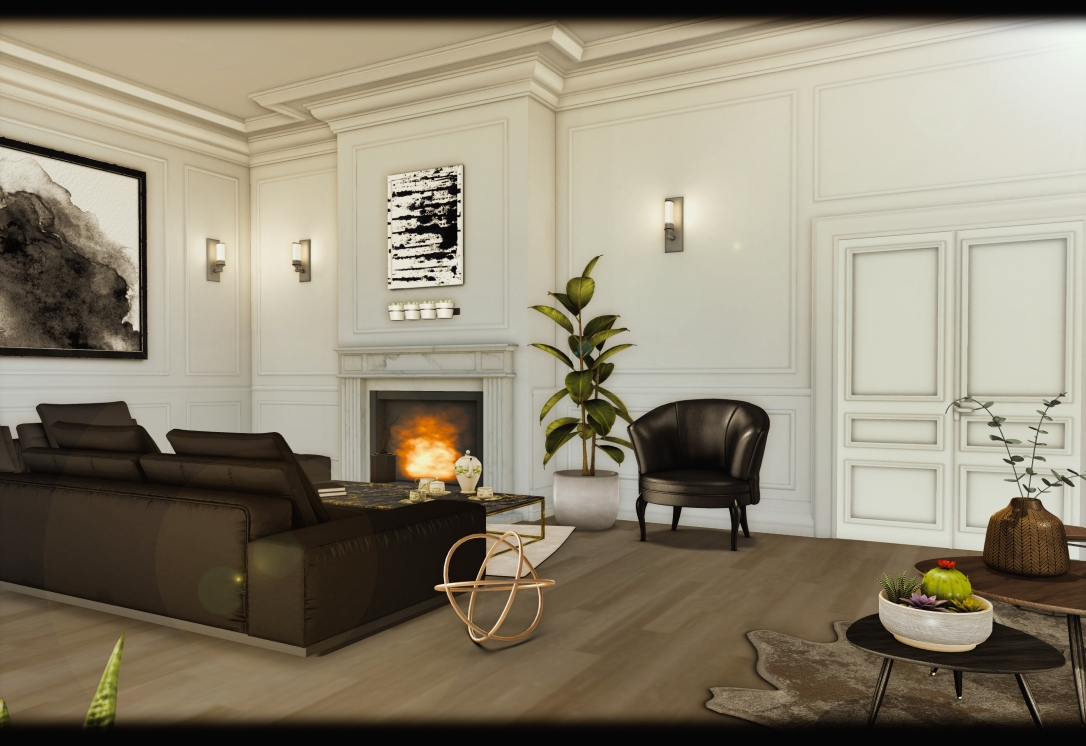 MINIMAL - White Apartment 2