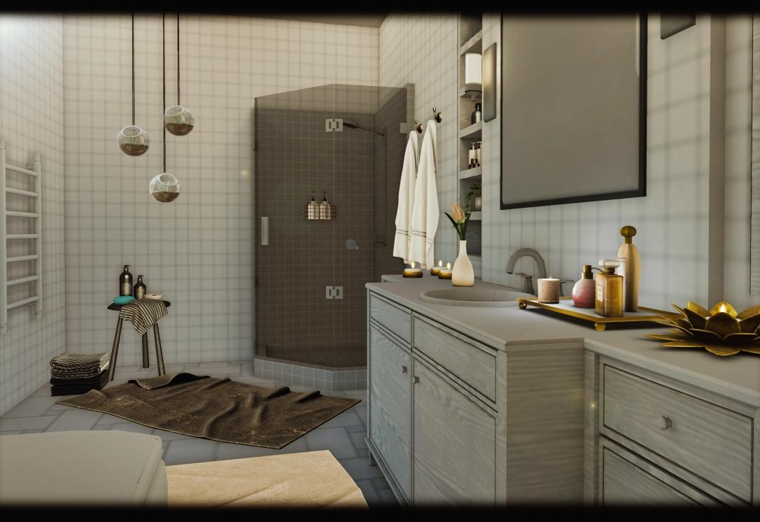 MINIMAL - White Apartment 5