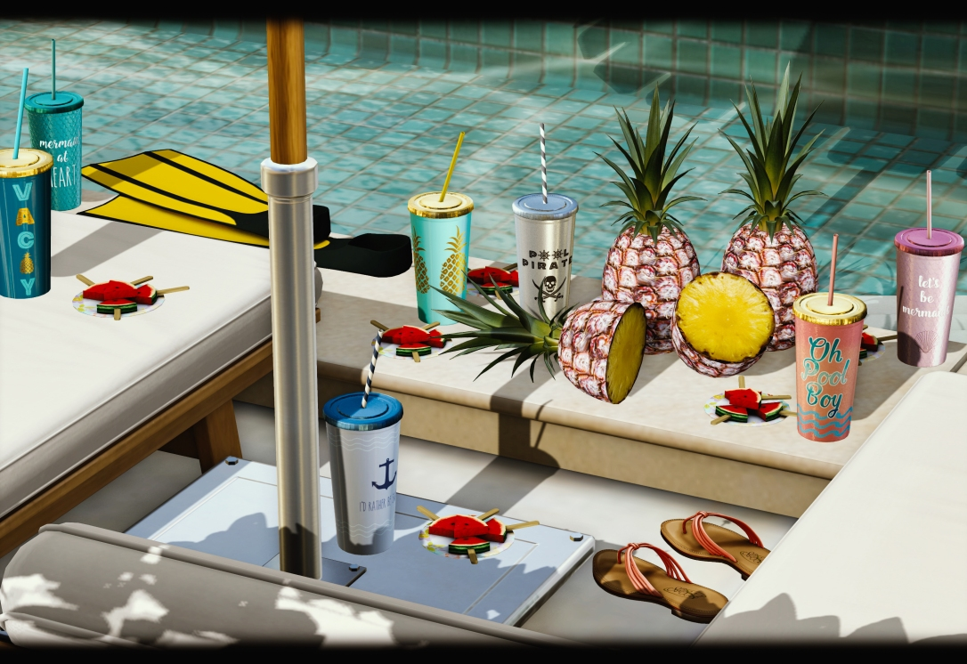 What Next - Pool Drinks - SLB16 Gift