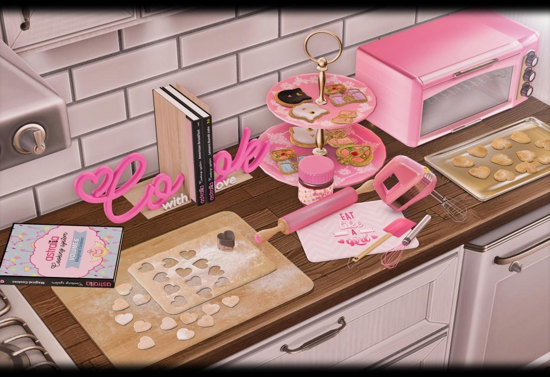 ASTRALIA - Magical Cookies