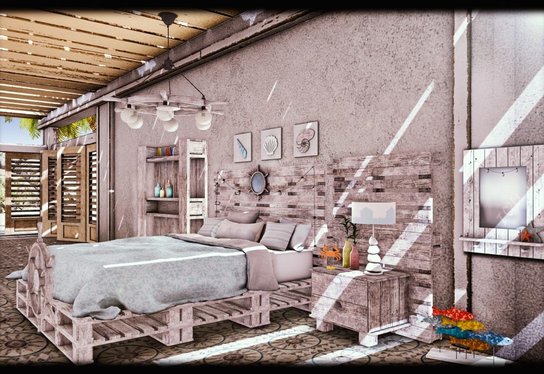 Dreamland Designs - DD Coastal Bedroom Set