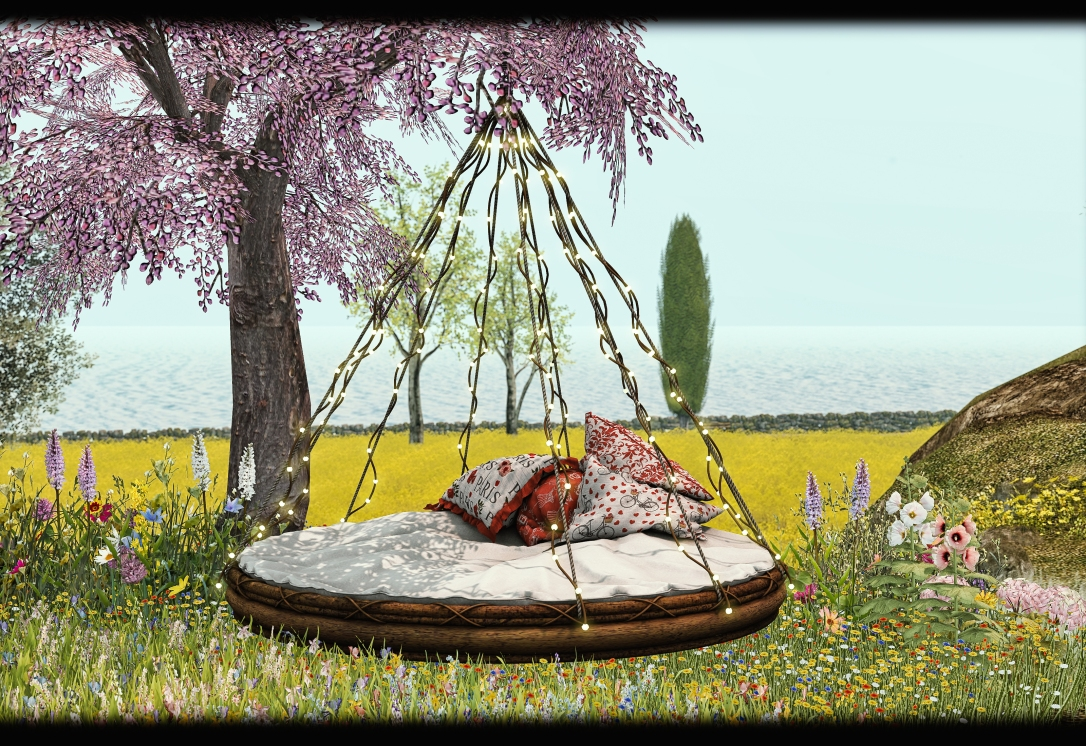 Dreamland Designs - DD Summer Romance Swing