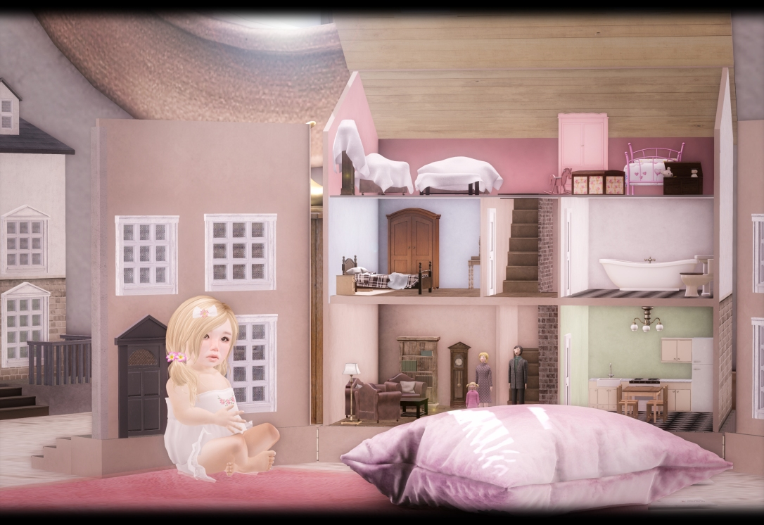 MADPEA - The Haunting of Jessica's Dollhouse