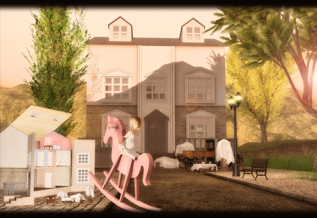 MADPEA - The Mystery of Jessica's Dollhouse - PRIZES