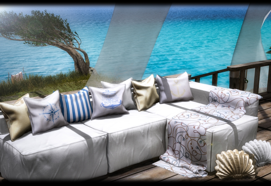 MERAK - Coastal Couch