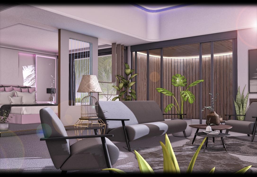 MINIMAL - Suite Room N9 - 1
