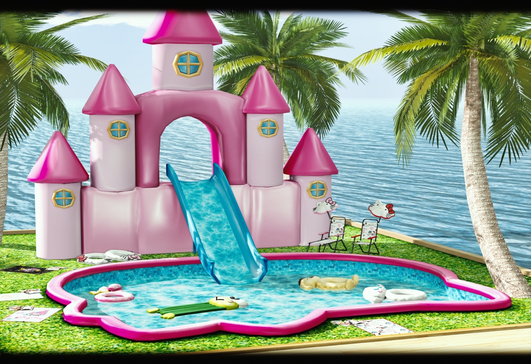 Astralia - Summer Pool Friends