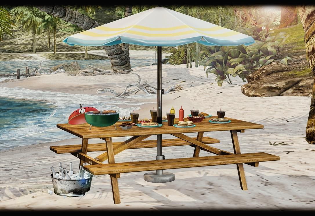 MADPEA - Picnic Table