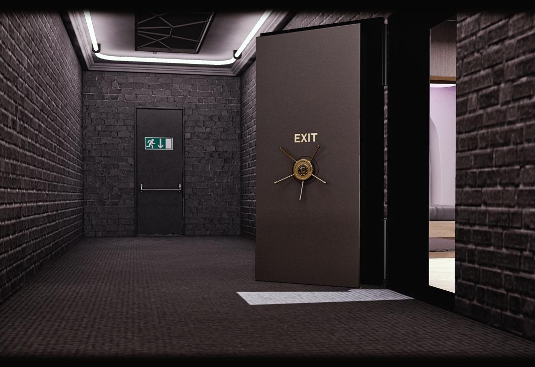 MINIMAL - 007 Suite Skybox - Lobby