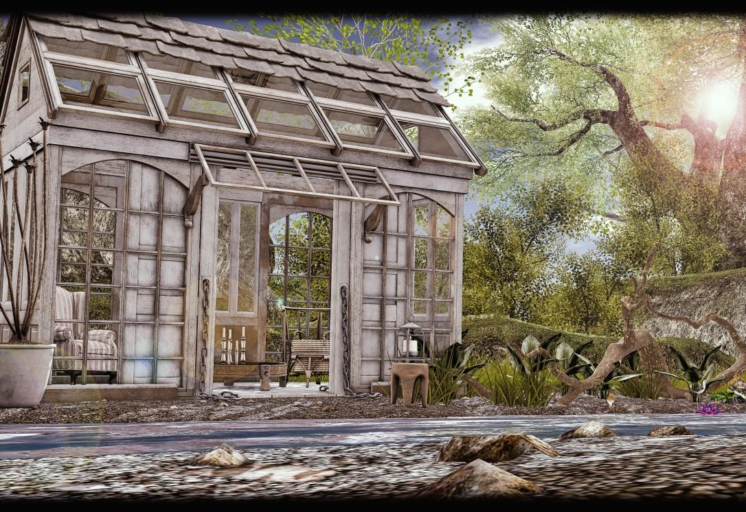 Ayla - Old Garden Shed