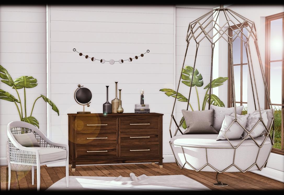 MudHoney - Vega Dresser Set