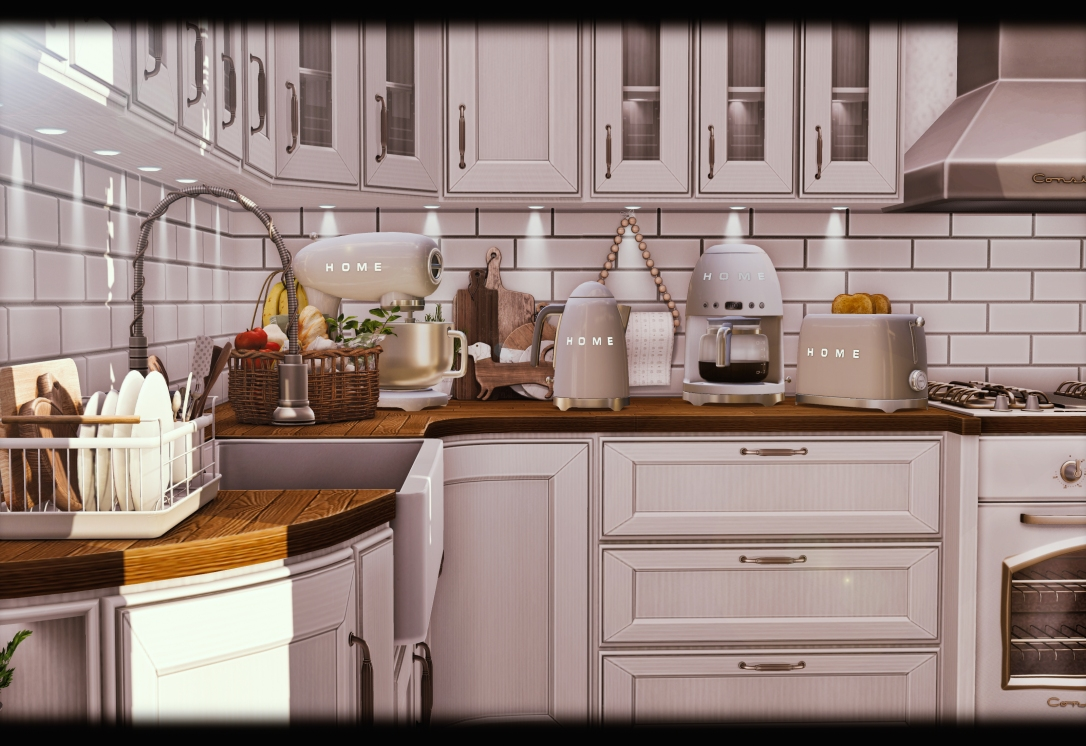 What Next - Kitchenette Small Appliances for FLF