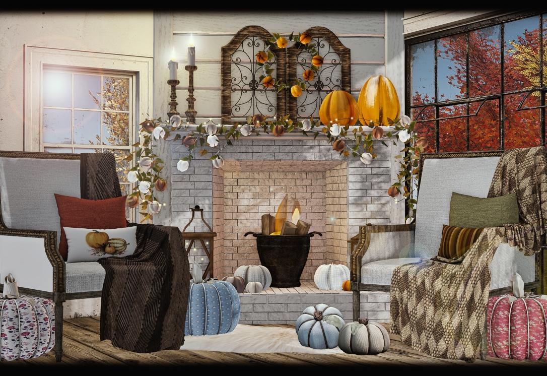 APHRODITE - Autumn Home