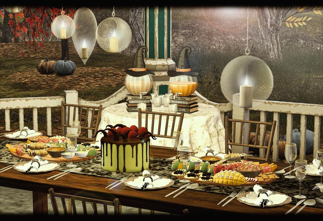 APHRODITE - Halloween Diner