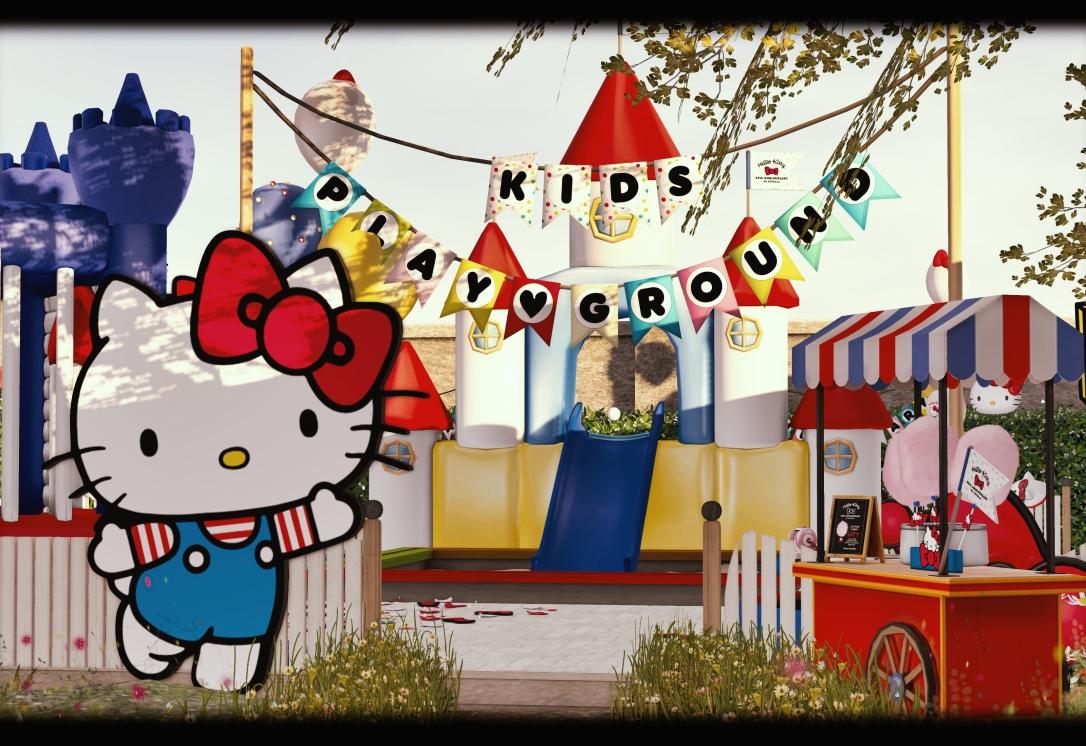 ASTRALIA - HELLO KITTY - Kids Area