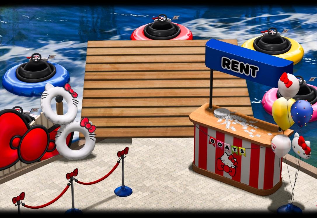 ASTRALIA - HELLO KITTY - Rent Boats