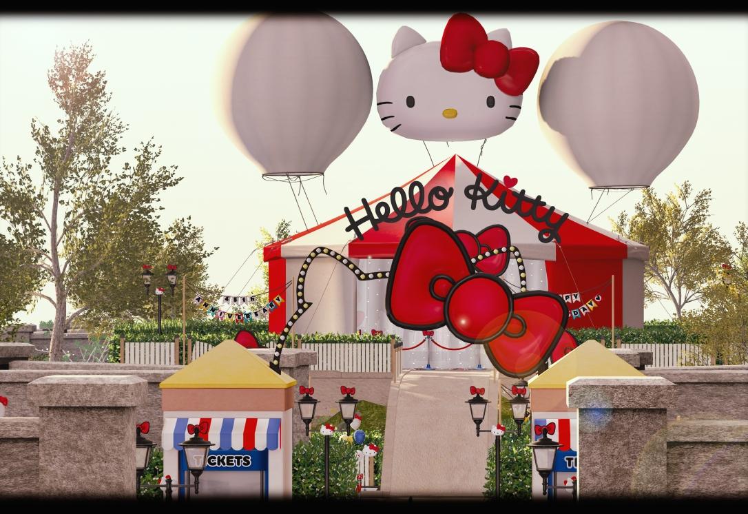 ASTRALIA - HELLO KITTY - Shopping Area