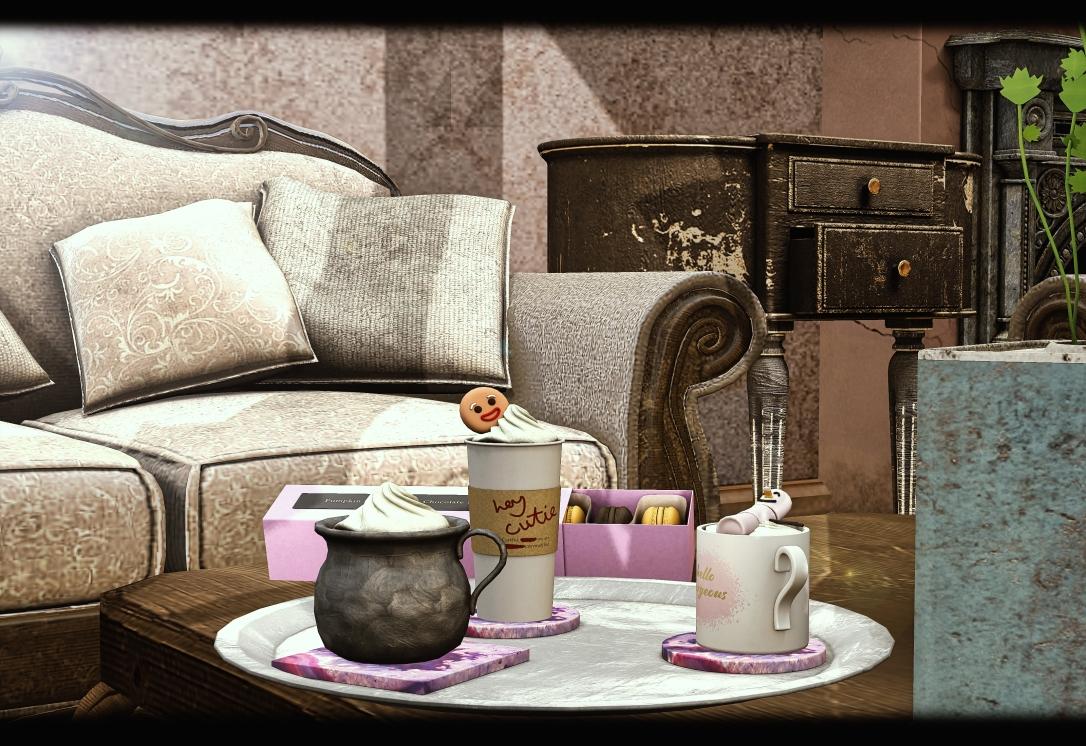 ChiMia - Delicious Treats Collection