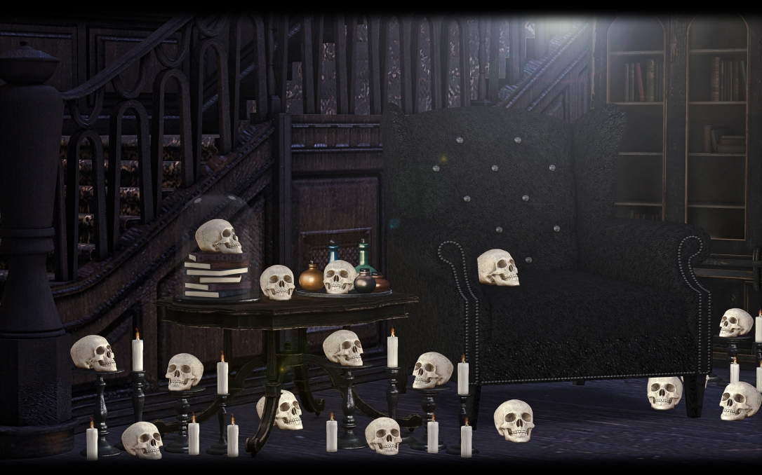 DISORDERLY - Century Gothic