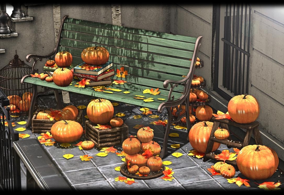DISORDERLY - Delightful Pumpkins