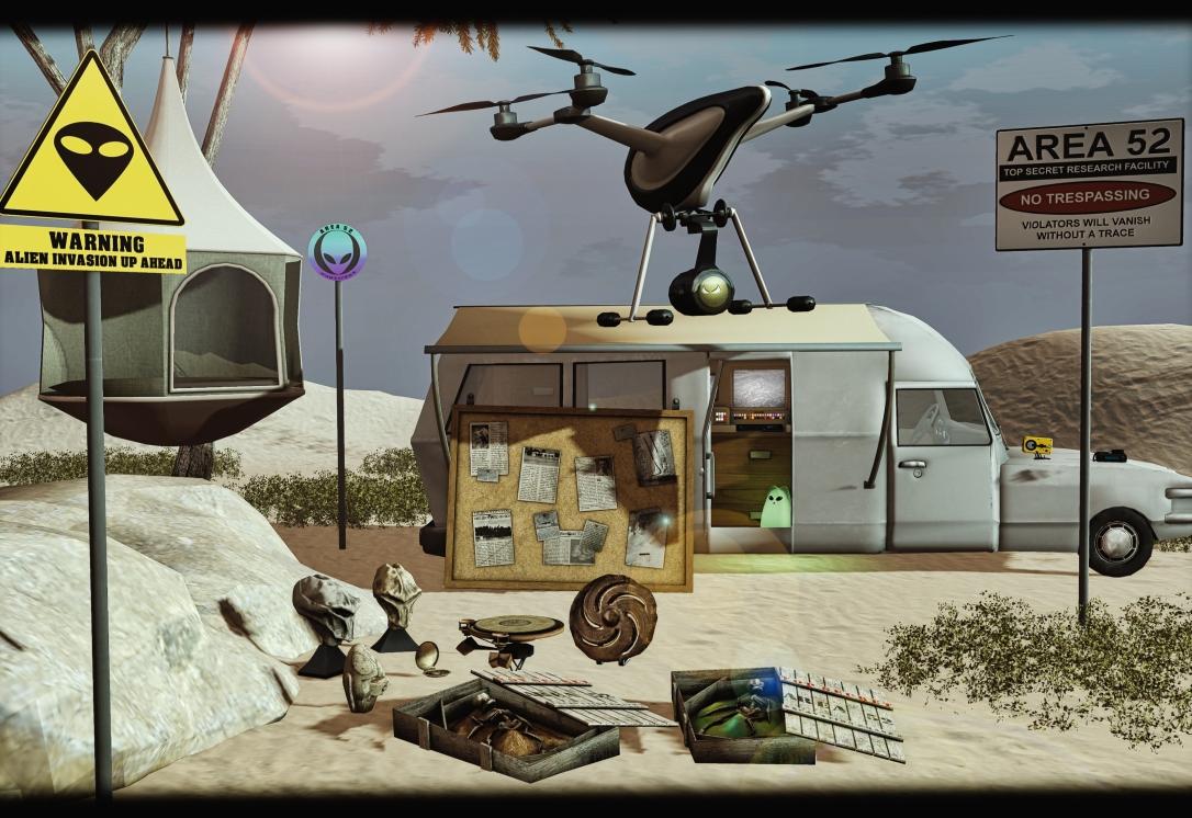 MADPEA - Area 52