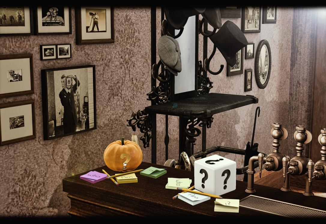 MADPEA - Who Am I - Halloween Edition