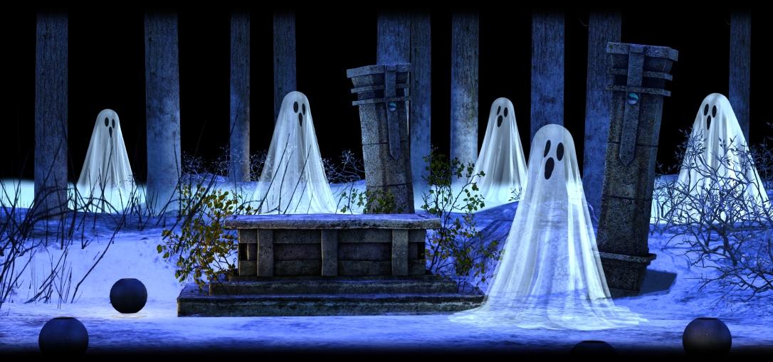 MudHoney - Ghosts & Lanterns