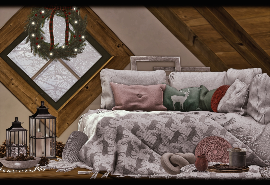 Merak - Christel's Daybed