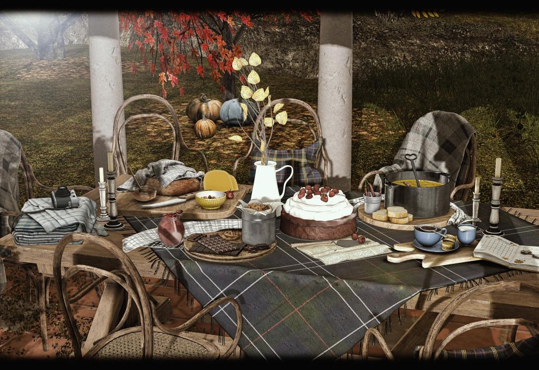 MERAK - Hara's Dining Set