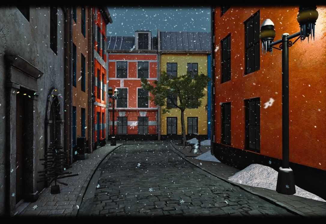 MINIMAL - Stockholm Street