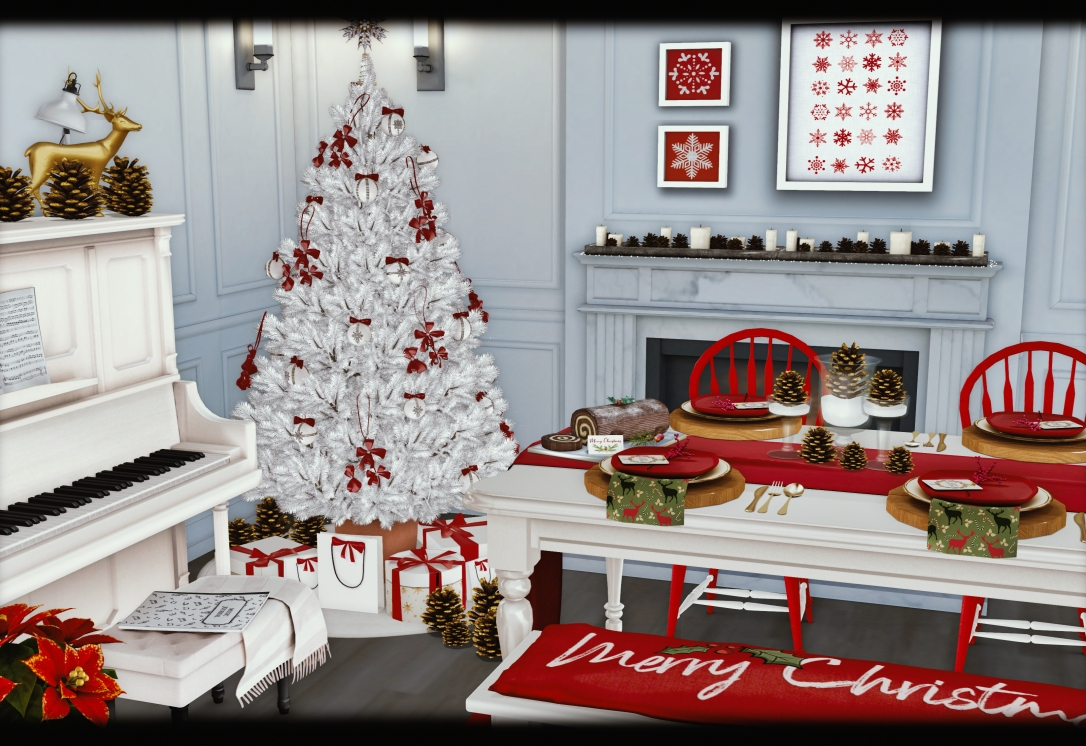 Astralia - Luxury Glam Christmas Tree