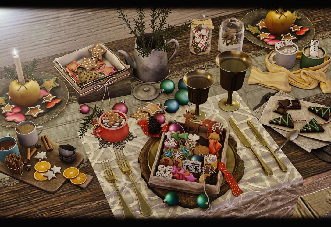 Ayla - Christmas Goodies GACHA