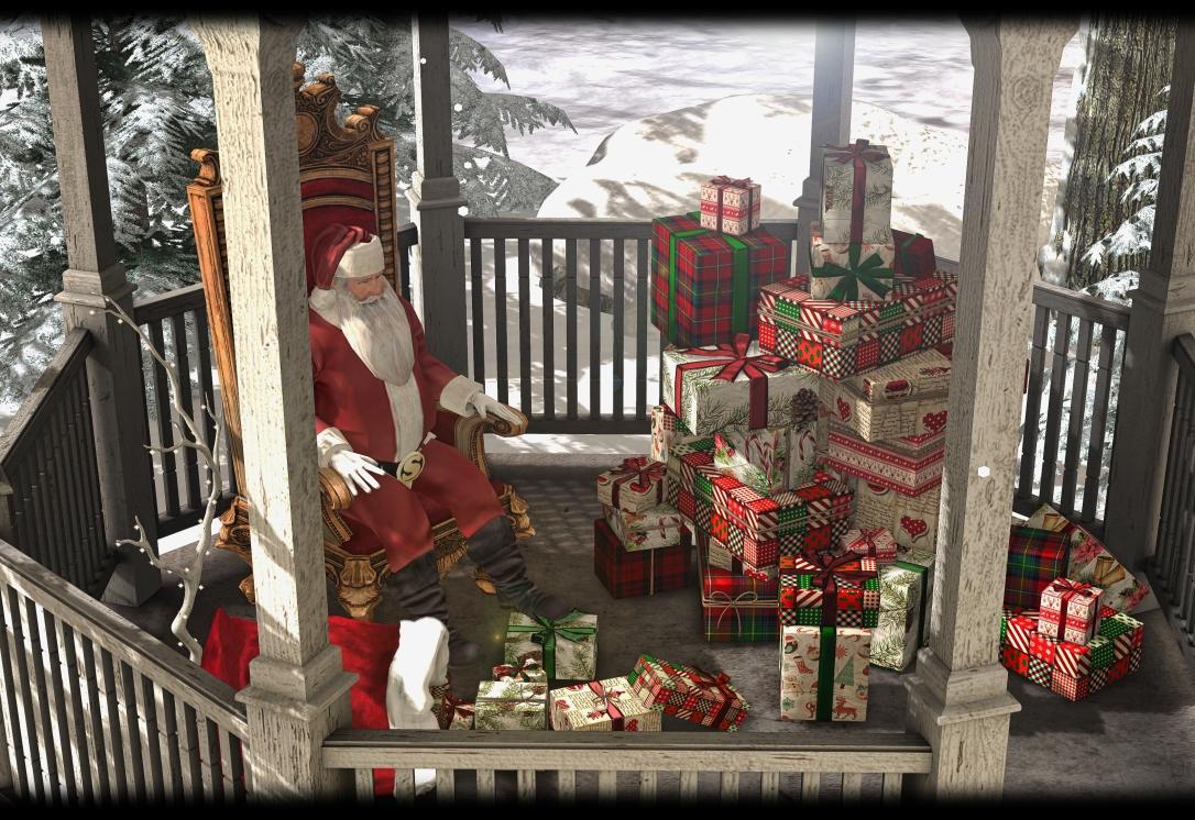 DaD - Santa Claus is Coming