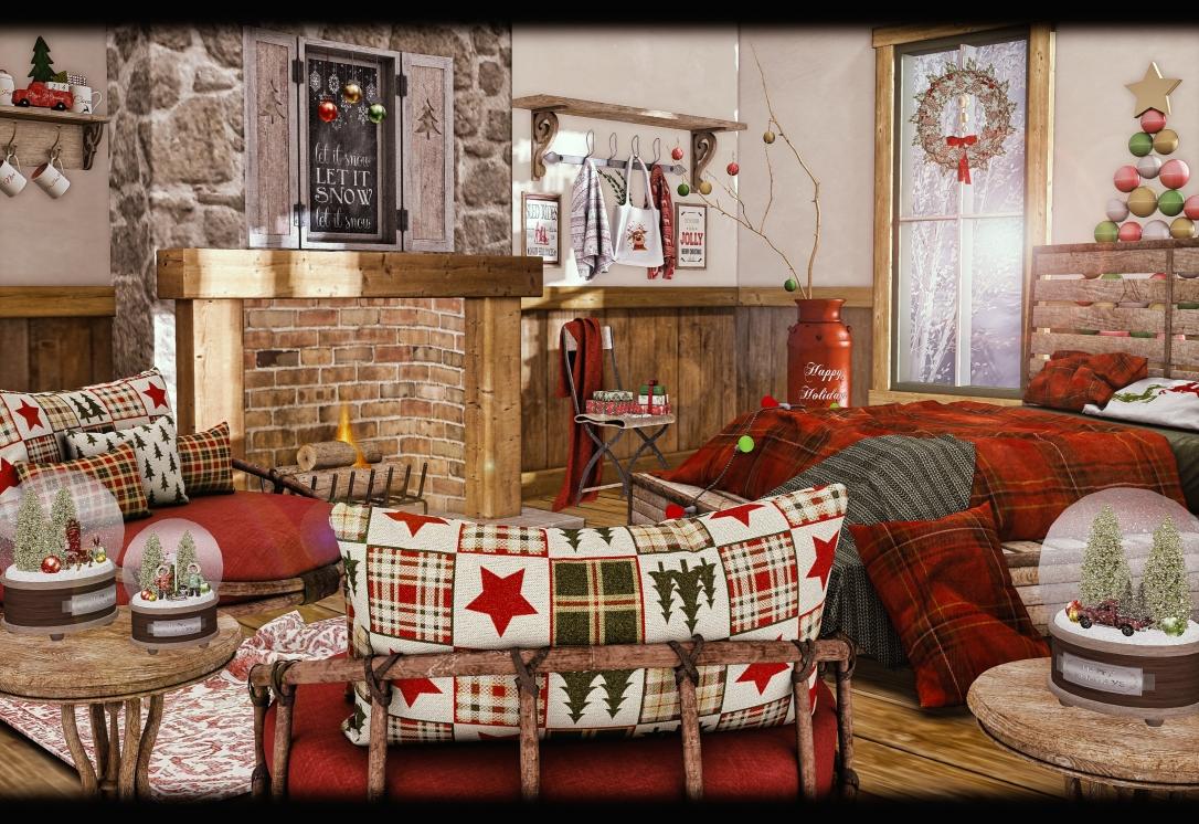 Dreamland Designs - Christmas Country