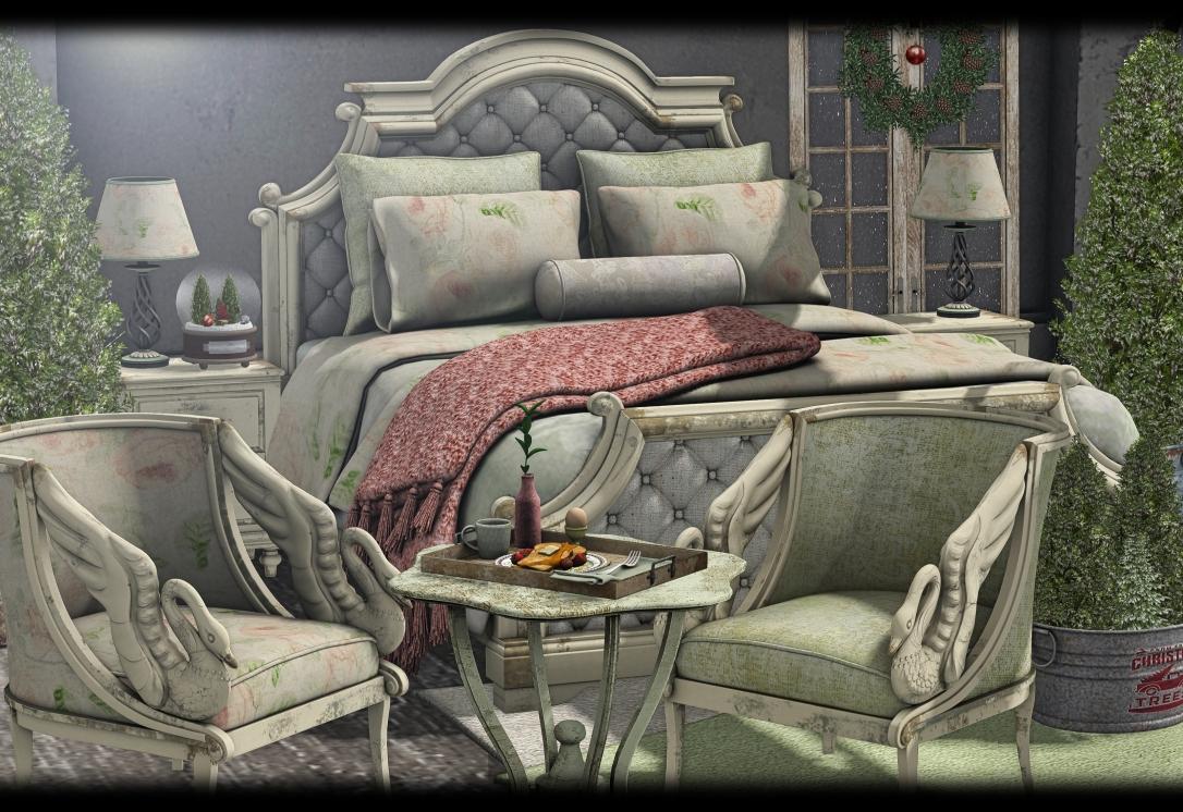 Dreamland Designs - DD A Night In Paris Bedroom Set
