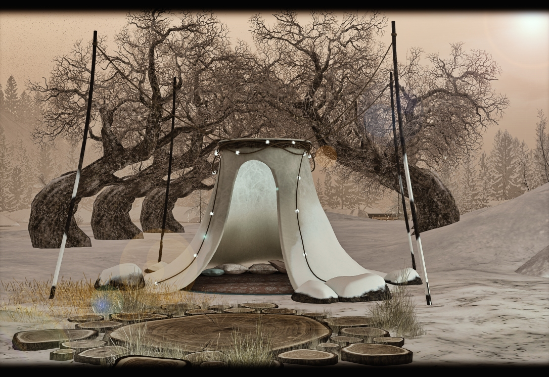 GOOSE - Frosty tent