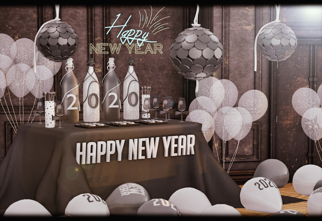 GOOSE - Happy New year party