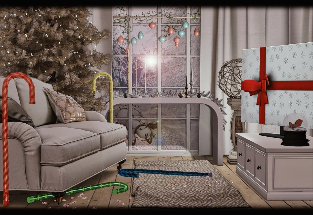 MADPEA - Christmas Calendar 2019 - Prizes 2